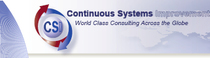 Logo Contiuous Systems Improvement